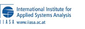 IIASA's logo